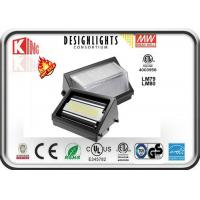 Buy cheap Waterproof LED Wall Pack Lights 5000lm DLC Approval with Meanwell driver product