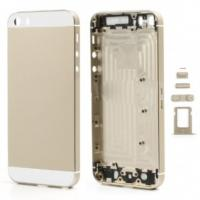 Buy cheap for iPhone 5s High quality Full Housing Faceplates Buttons SIM Card Tray - Champagne Gold product