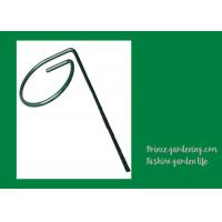 Buy cheap Metal Garden Plant Supports Length 18 inches Width 0.98 inches color green Plant support type Stake product