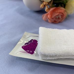 Buy cheap 23x23cm Airline Wet Towel product