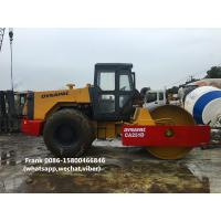 Buy cheap Stable Second Hand Road Roller , Used Road Roller 10700 Kg Operating Mass product