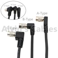 Buy cheap Trigger Strobe PWS Cable for TIS GigE Camera Right Angle Hirose 6 Pin Female to Open End Cable for Basler product