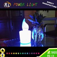China Rechargeable Holiday Decor Furniture Table Lamp LED Candle Lamp on sale