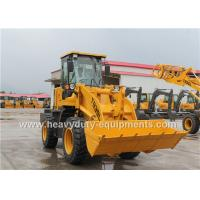 T933L Small Wheel Loader SINOMTP Brand Big Engine With Automatic Transmission