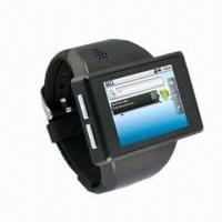 Buy cheap Android 2.2 GSM Unlocked Watch Smartphone, Watch Mobile Phone, Watch Cellphone, GSM Watch Phone from wholesalers