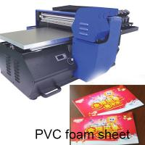 UV PVC Foam Sheet Digital Flatbed Printing Machine