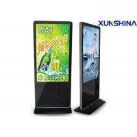 China 65 Inch Network Android Touch Digital Signage Totem With 1080P Wireless WIFI on sale