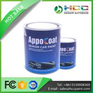 China Spray paint color- 2K Violet Blue automobile color on sale