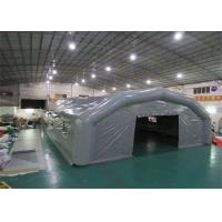 Buy cheap Customized 21m Large Airtight Inflatable Event Tent / Outdoor Marquee Waterproof from wholesalers