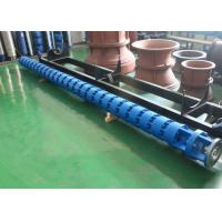 China 18 - 86m3/H High Head Submersible Pumps / Submersible Water Pump 300m Head on sale