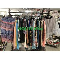 Professional Second Hand Womens Clothing Ladies Silk Skirts American Style