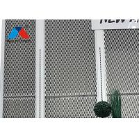 Buy cheap Custom Perforated Aluminium Mesh Panels , Decorative Wire Mesh Panels product