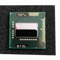Buy cheap Refurbished INTEL i7 940XM 3.3GHz OEM SLBSC Mobile CPU Processor for 55 Chipset from wholesalers