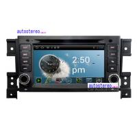Buy cheap Android 4.0 Autoradio for Suzuki Grand Vitara GPS Navigation Auto Radio In Dash product