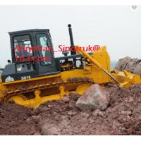 Buy cheap 17 Ton Shantui Bulldozer Machinery SD16 4.5m3 Blade 160hp Great Efficiency from wholesalers