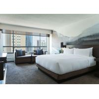 Elegant Modern Hotel Bedroom Furniture European Marriott Design