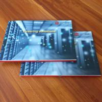 Buy cheap Printing Video Booklet, Booklet With Smart buttons / video business card product