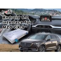 China CX -9 Upgrade Android Multimedia Car Multimedia Navigation System Mirrorlink / Bt / DVD on sale