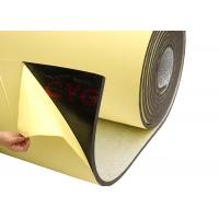 Quality Self Adhesive HVAC Insulation Foam 13 - 25mm Thickness Long Service Life for sale