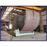 Buy cheap 30 To 45ft Long Steel Plate Roller With Large Diameter , Sheet Roller product