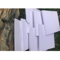China High Tensile White Rigid Foam Sheets , Closed Cell Foam Insulation Sheets on sale