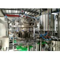 Buy cheap Carbonated Sparkling Water / Carbonated Drink Filling Machine Soft Drink Filling Capping 2-in-1 Machine from wholesalers
