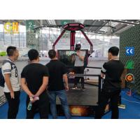 Buy cheap Competition Interactive HTC Vive Walking Platform Space Battle Machine One Player product
