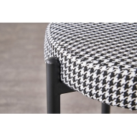 Buy cheap 12pcs Restaurant 79cm Height Modern Metal Dining Chairs product