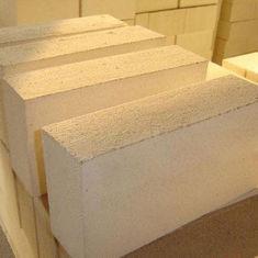 China Light Weight Insulating Fire Brick , High Alumina Silica Foam Brick on sale