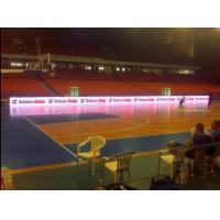 Buy cheap High Power Perimeter Led Display Screen Stadium P16 Football Game Billboard product