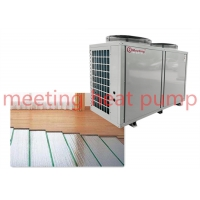 Buy cheap Meeting 29kw Air Source Air Water Small Air Source Heat Pump High Temperature Heat Pump For Ground Heating product