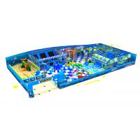 Colorful Theme Childrens Play Centre Equipment Customized Size For Shopping Mall