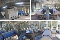 China Sawdust Dryer on sale