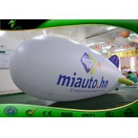 Buy cheap Advertising PVC Inflatable Blimp / Promotion Inflatable Shy Helium Airship product