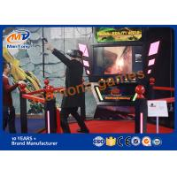Buy cheap Theme Park Simulator Virtual Reality Games With CE / SGS Certificate product