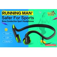 China high quality bone conduction headphones wireless bluetooth 4.1+EDR with waterproof function on sale