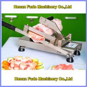 China hot-pot restaurant frozen meat slicer, beef slicing machine on sale