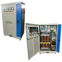 Buy cheap 200KVA 3 Phase Copper 380V Automatic Voltage Regulator product