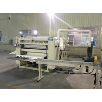 Buy cheap 30KW Tissue Paper Production Line 380V 50HZ With Steel To Steel Embossing Unit product