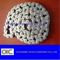Buy cheap 40Mn CD70 Transmission Spare Parts / Motorcycle Sprocket Chain product