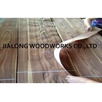 China Natural Rosewood Veneer Santos Crown Cut For Chair / dyed wood veneer on sale