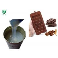 Buy cheap ISO 9001 Platinum Cured Silicone Rubber Food Grade For Food Sugar Crafts, Candy Plaster product