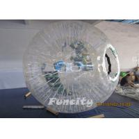 Interesting Inflatable Zorb Ball PVC / TPU Inflatable Zorbings for Sports Entertainment