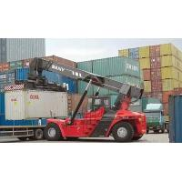 Buy cheap 265kW Engine Port Machinery Sany Kalmer Heli SRSC45C31 45 Ton Reach Stacker For Container product