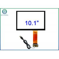 Buy cheap Multi Touch USB 2.0 Capacitive Touch Panel For Open Frame Industrial Displays product