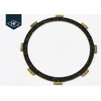 Buy cheap High Friction Coefficient Motorcycle Clutch Plate 14mm Teeth Width Long Service Life product