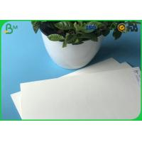 Buy cheap Dounle Sides Uncoated Woodfree Paper / 280g Absorbent Paper Sheets for Coasters in Hotel product