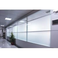 Buy cheap 2017 China hot sales Divider waterproof sound proof cheap panel material design decorative aluminum glass room  BK-6128W product