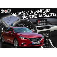 Buy cheap Mazda 6 Atenza video interface Gps Box For Car , Android Car Navigation Box product