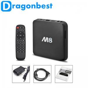 Buy cheap Rk3188 Quad Core Android Tv Box M8 , Amlogic s802 TV BOX product